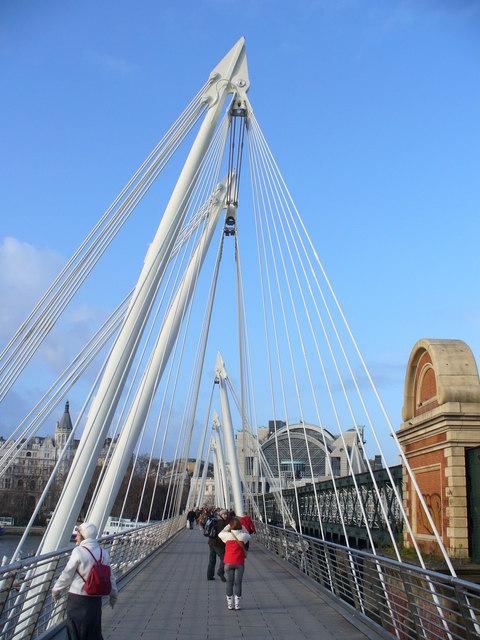 Hungerford Bridge