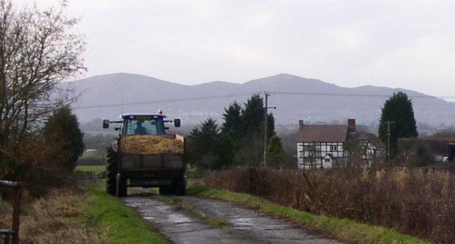 Middle Broomhall farm