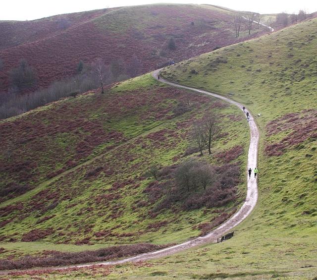 Eastern Path around British Camp