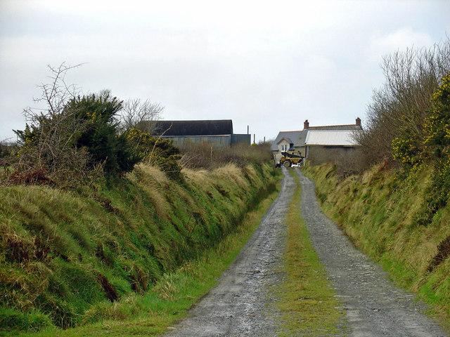 Ffynnon Farm, Pentregalar