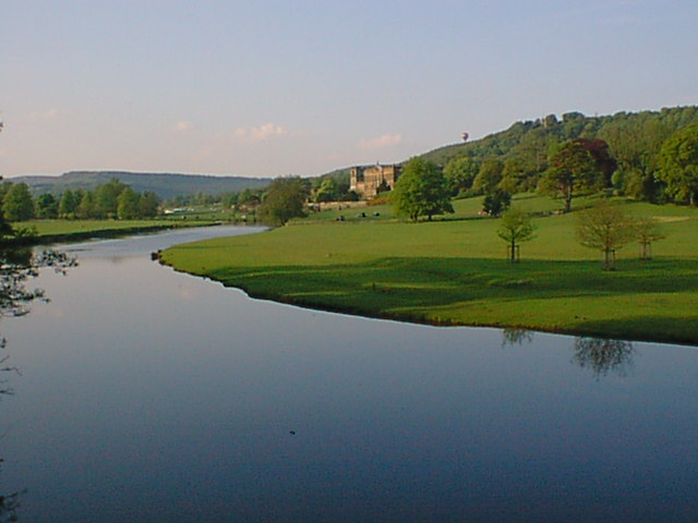 River Derwent and Chatsworth Park