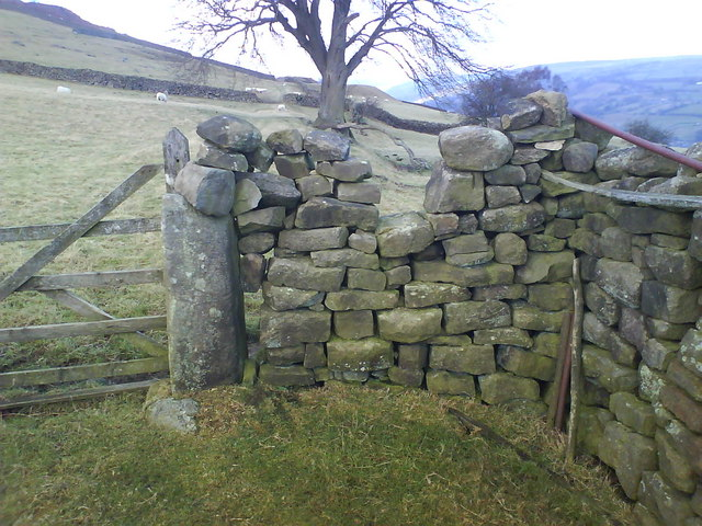 Iffy Stile & Wall