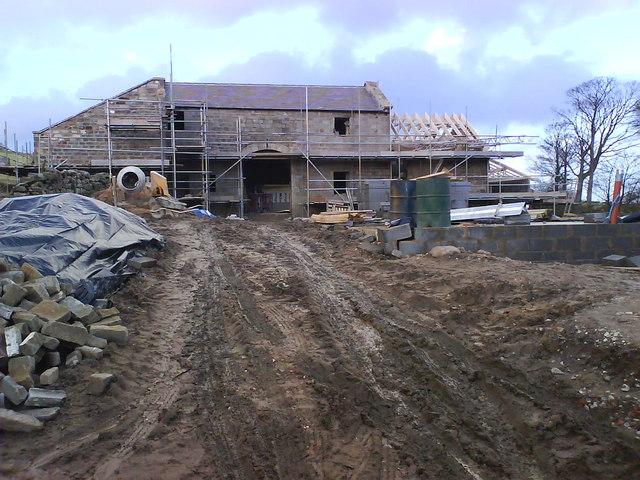 Barn Conversion, Heyshaw