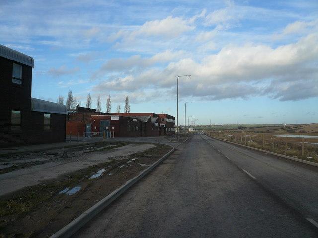 Markham Lane View