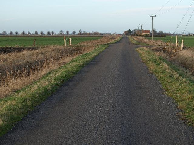 Knarr Fen Road