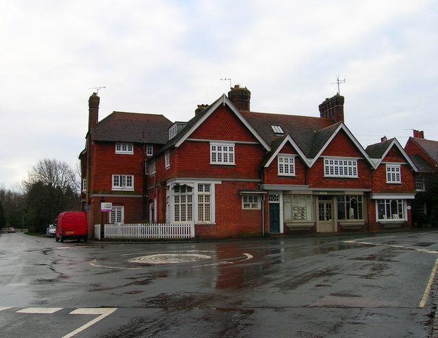 The Square, Barcombe Cross