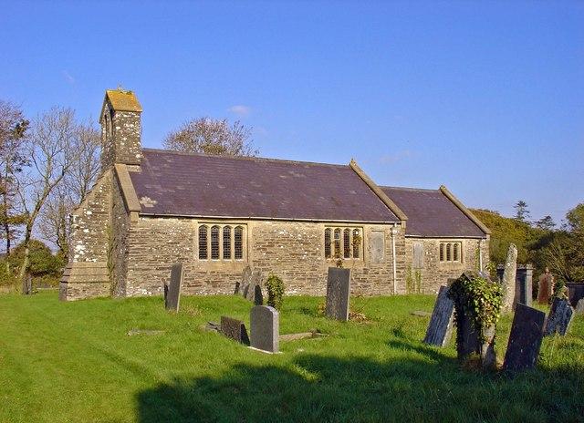 Bridell Parish Church