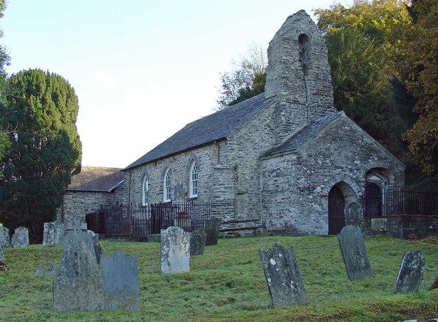 Manordeifi Old Parish Church