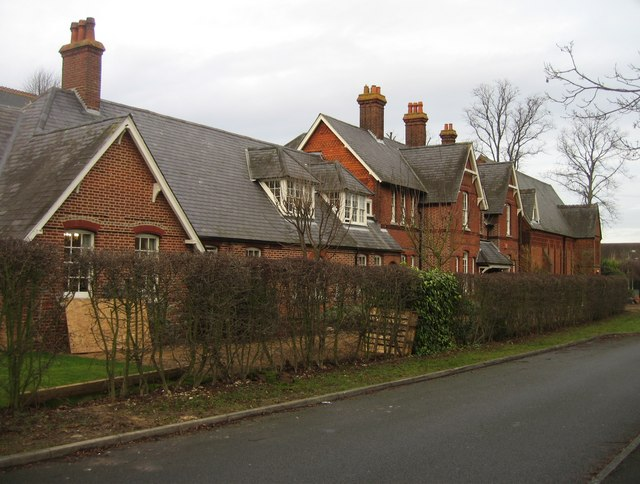 Front view of St Thomas' Nursing Home