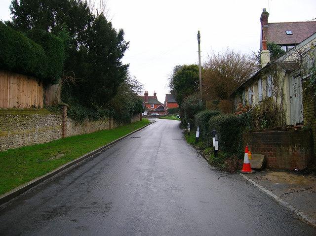 School Hill, Barcombe Cross