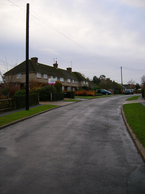 Mongers Mead, Barcombe Cross