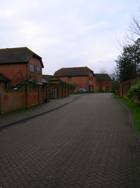The Grange, Barcombe Cross