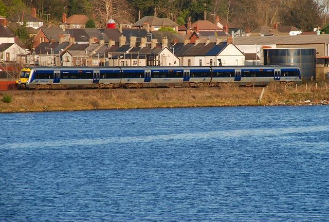 Railway, Larne