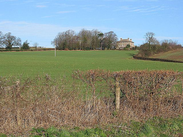 Coldborough Park Farmhouse