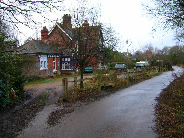 Former Barcombe Station