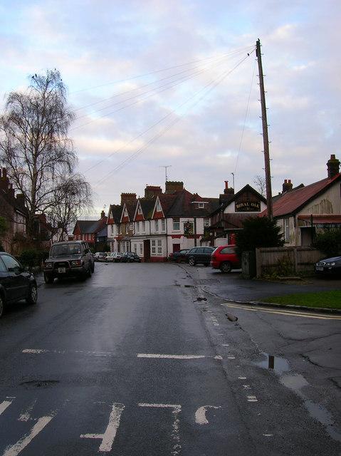 Royal Oak, High Street, Barcombe Cross