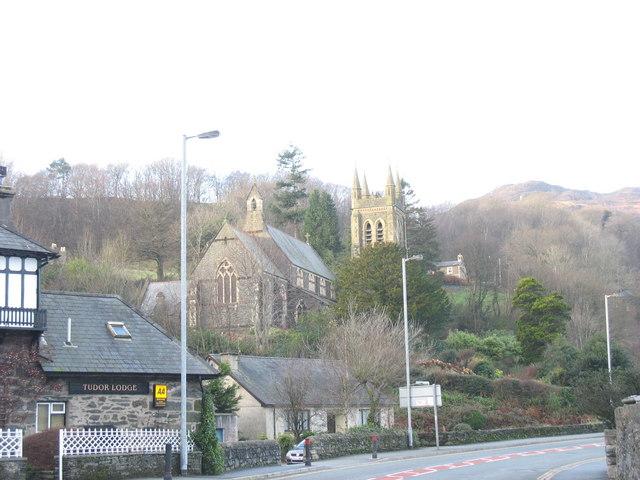 St John's CinW Church, Penamser Road