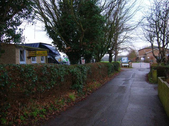 Public Conveniences, School Path, Barcombe Cross