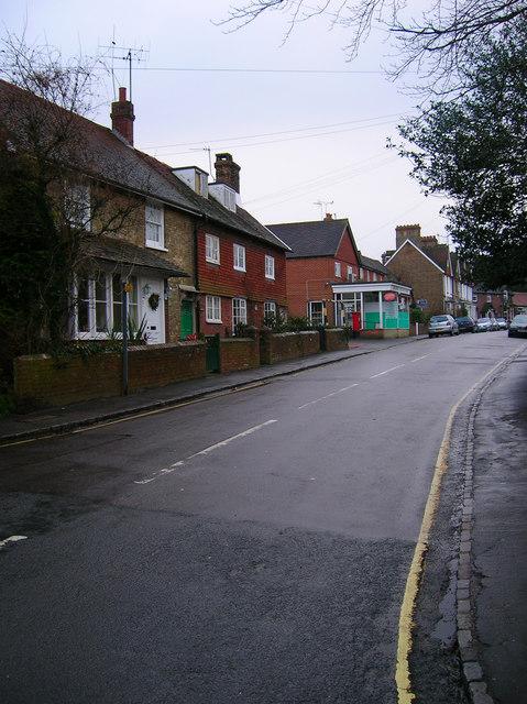 High Street, Barcombe Cross