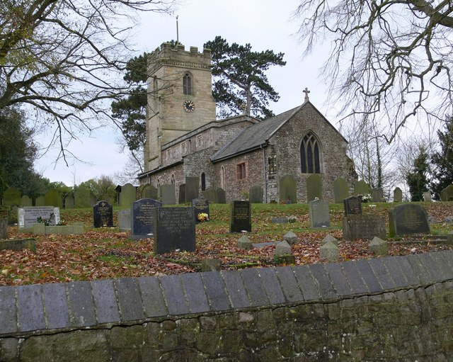 St Andrew's Church, Peatling Parva