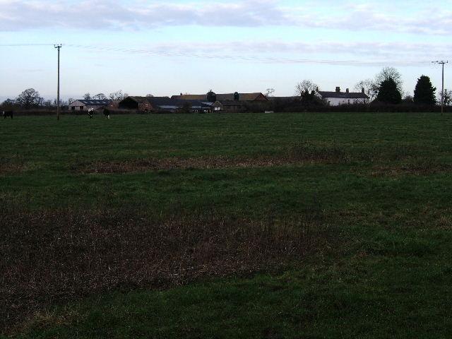 Saighton Hall Farm, Saighton, near Chester