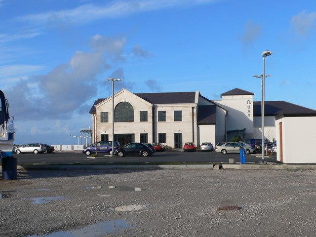 Quay Hotel, Deganwy