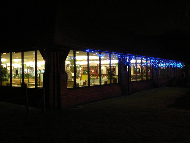 Clacket Lane Services: Christmas decorations