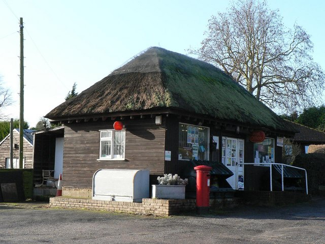 Great Mongeham: post office