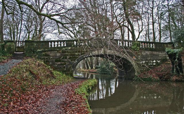 Ellel Grange Bridge