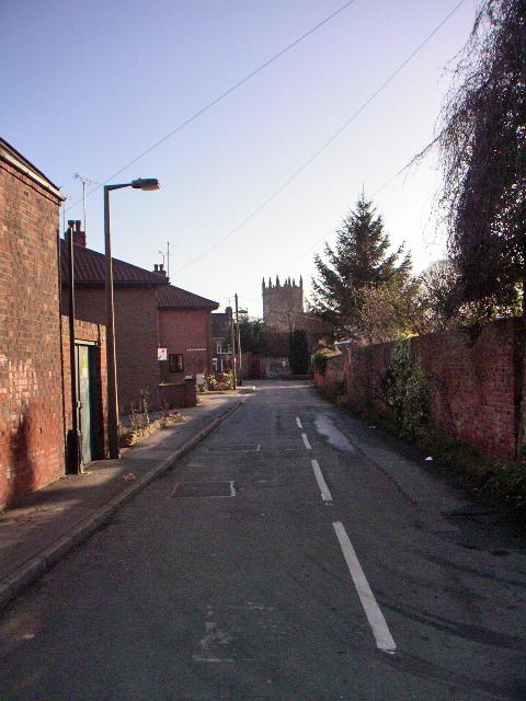 Catherine Street, Barton Upon Humber