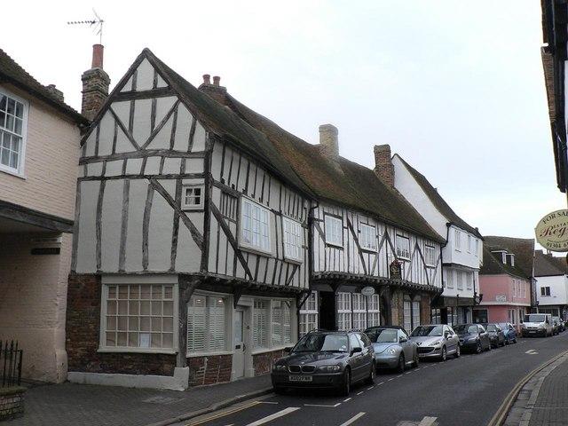 Sandwich: Strand Street