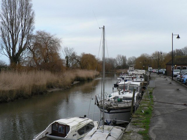 Sandwich: the River Stour
