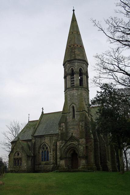 Ellel Grange Church