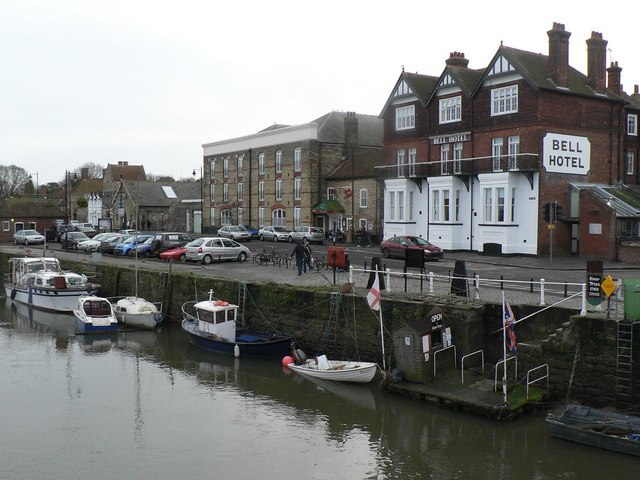 Sandwich: the quay