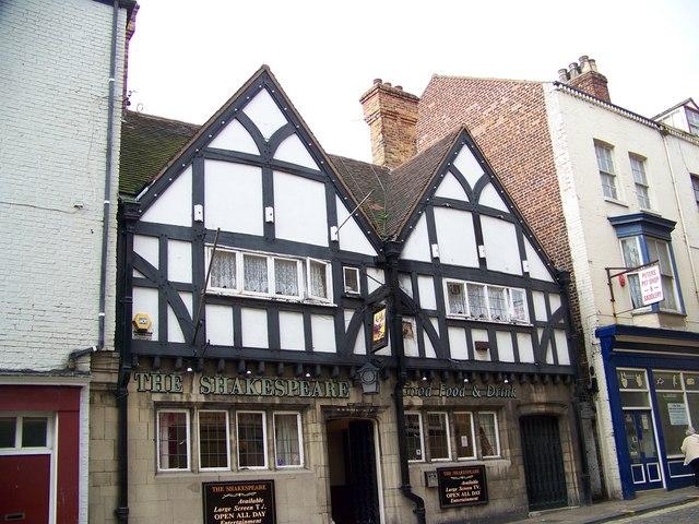The Shakespeare Inn, Scarborough