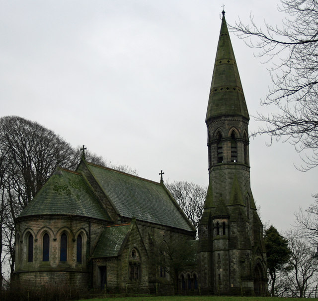Church At Ellel Grange