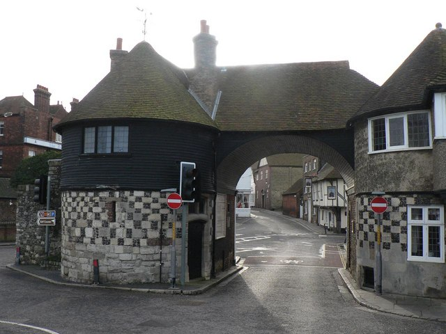 Sandwich: Barbican Gate
