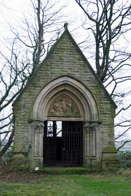 Ellel Grange Church Chapel