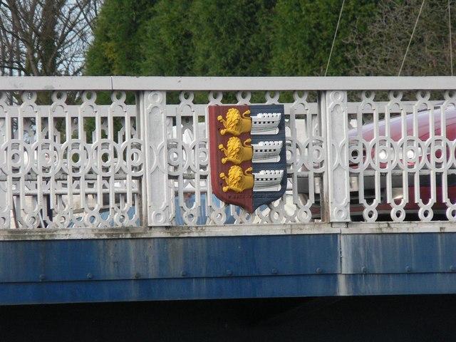 Sandwich: town bridge (detail)