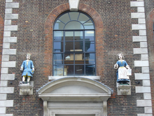 Hatton Garden Figures