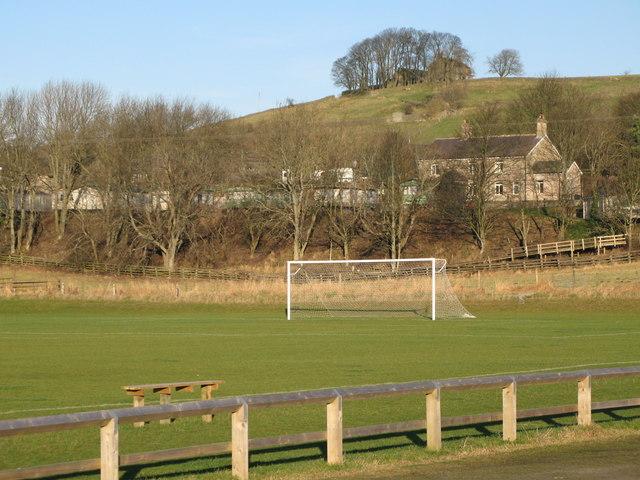 Allendale football ground
