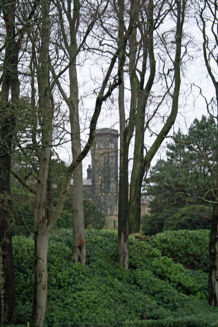 Tower Of Ellel Grange
