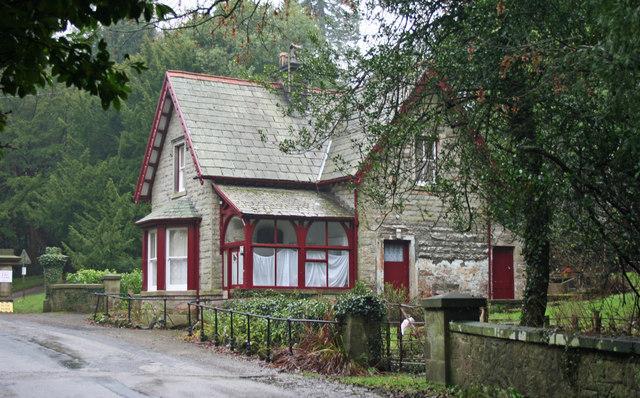 Entrance Lodge