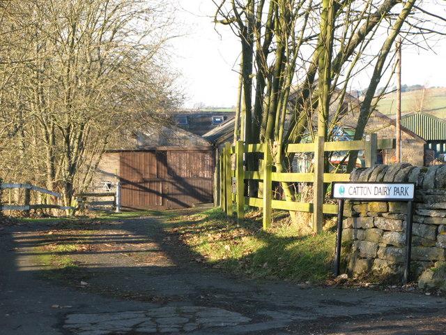 Catton Dairy Park