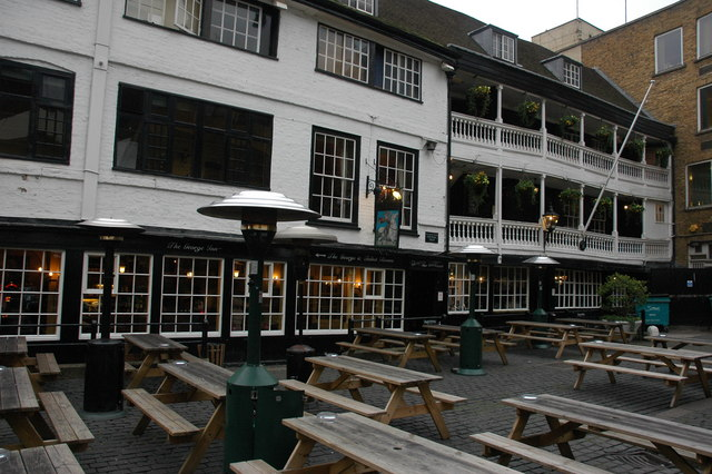 George Inn, Southwark