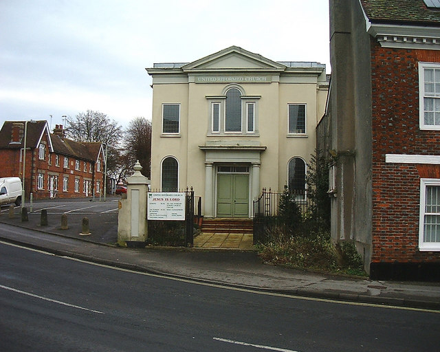 Andover - United Reformed Church