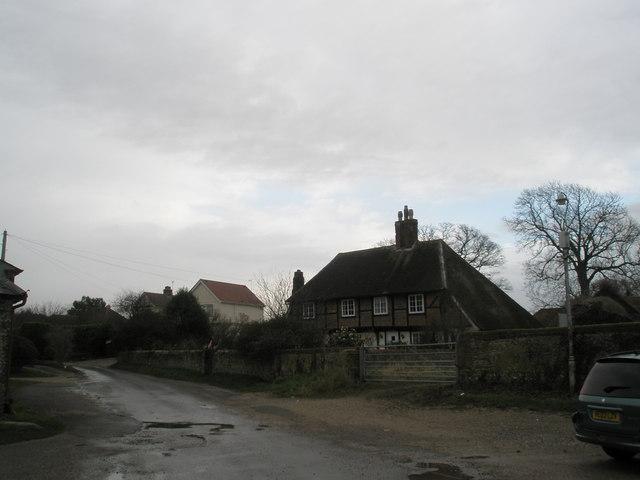 Farmhouse at Nutbourne