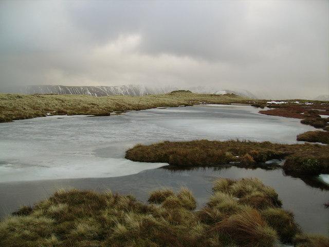 Semi Frozen Tarn