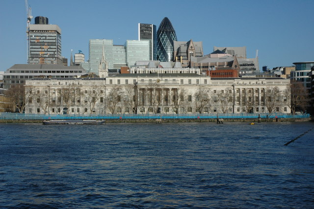 Custom House, London