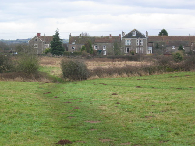 Cottages and Houses on Abbots Road